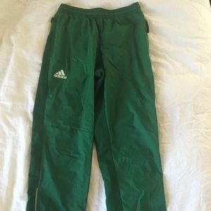 awesome Adidas high waisted track pants!